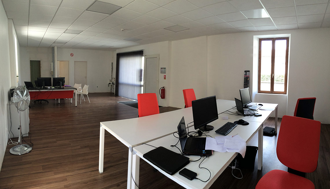 Coworking Aigrefeuille d'Aunis